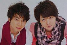 Sakumoto / Sakurai Sho and Matsumoto Jun