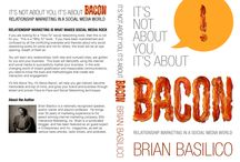The Book! / Official Book Launch Today!  Thanks for all the re-tweets Already! - http://notaboutu.com/the-book/ #socialmedia #bacon #books