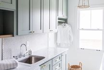 Home Decor: Laundry Room