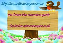 Ice Cream Van insurance quote