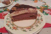 Hagyományos torták, sütik