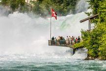 Suisse .Canton de Schaffhouse