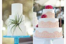 Wedding cakes & such