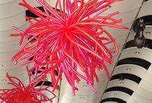 Inflatable Decor / by Chrissie Blatt Creative