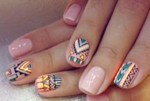 nails & hairstyles