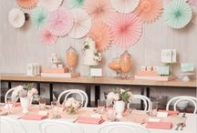 Bridal Shower Themes / by Just a Little Soiree LLC