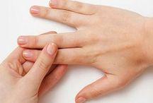 masaż palców