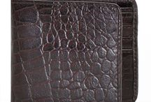 Leather Wallets / Shop for genuine Leather Wallets Online in India at Best Price