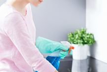 Cleaning @ The Simply Organized Home