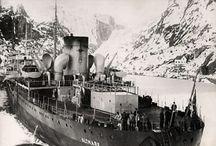 HMS COSSACK Navy`s here!