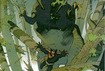 +Mike Mignola - Marvel Comics