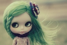 Blythe / Blythe and Momiji / by Charity Blaine