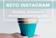 Retos en Instagram
