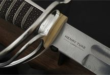 Henry Tuke Champagne Sabre / Hand forged in England out of stainless Damascus steel, the Henry Tuke champagne sword is precision crafted for perfect balance and has been designed solely for sabering champagne bottles.  - See more at: http://sonomachampagnesabres.com/product/henry-tuke-champagne-sword/#sthash.bsGP0nWl.dpuf