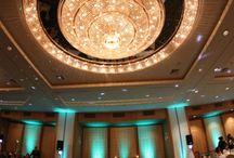 ballroom light