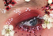 art: make-up / make-up can be art too