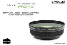 Picture Gallery (PRO5270HD): Nikon DSLR / Pictures taken with Emolux PRO5870HD 0.7x PRO HD wide angle conversion lens on Nikon DSLR camera