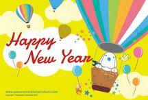 Happy Holidays! / PECA Holiday Wishes