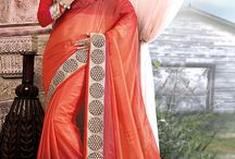 Designer sarees 2 / Georgette, Brasso & Jacquard, Cotton Jacquard & Crepe Jacquard, Viscose & Cotton designer sarees with beautiful embroidery and lace border works.