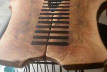 Mobilă din lemn