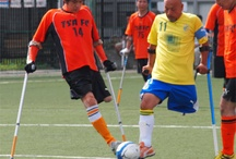 amputee soccer