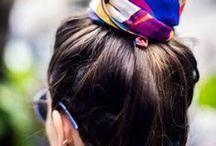 criatividade em cabelos