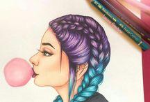 Inspiration draw
