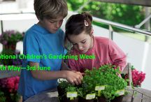 National Children's Gardening Week / NATIONAL CHILDREN'S GARDENING WEEK Inspire your little seedlings to be our gardeners of the future with #Sembra 'sow and grow your own' kits. NO Garden needed - just add water and a little LOVE