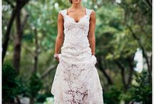 stephanie / favourite wedding dresses