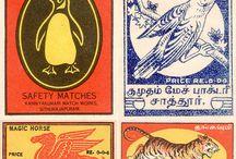 Matchbooks & Cigarettes