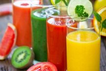 Juicing and smoothie and drinks / Juicing and smoothie
