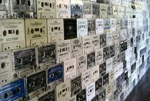 Tape wall