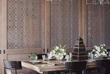 classic style in a contemporary decor / classic style in a contemporary decor