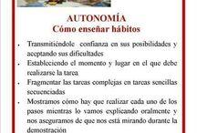 PADRES: AUTONOMIA