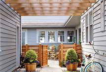 Outdoor/Patio / by Michelle Groth @ Sustainably Chic Designs
