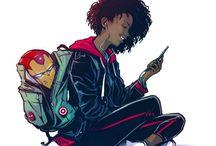 Marvel / Marvel Superheroes Art