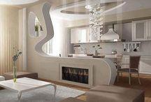 kitchen partition