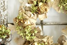 Dried flower creations