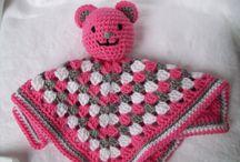 Crochet snuggly / toys