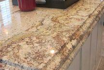Granite  & Quartzite inspiration