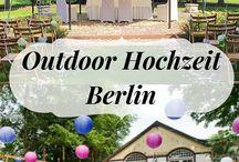 Outdoor Hochzeit / Eine Outdoor Hochzeit ist etwas Besonderes und bleibt lange in Erinnerung. Gute Ideen für eure Outdoor Hochzeit gibt es auf dieser Pinnwand.