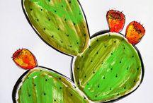 Cactus / Illustration
