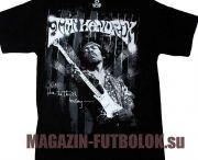 Футболки Jimi Hendrix / Футболки Jimi Hendrix, одного из самых выдающихся гитаристов 20-го века.