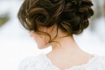 Wedding Hair / Beautiful Do's for your I Do's