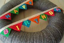 Birthdays / by Anita Bicinauskas-Rousseau