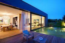 Casas en planta baja / Diseño