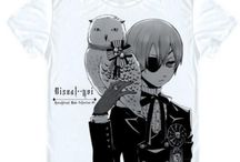 Black Butler Clothings
