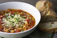 Soups/Chilis