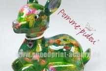 Pomme Pidou Spardosen / Farbenfrohe Spardosen der belgischen Kult-Marke POMME PIDOU ... Viele Modelle in vielen unterschiedlichen Mustern, die ideale Geschenkidee!