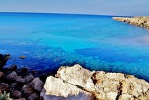 Cape Greco, Cyprus / Cape Greco is another distinctive part of Ayia Napa which adds to the magnificence of the scenery. It's worth taking a morning or afternoon away from the beach to go for a walk around Cape Greco.